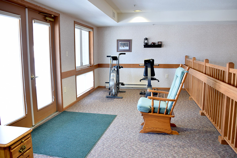 Oak Estates - Exercise Area