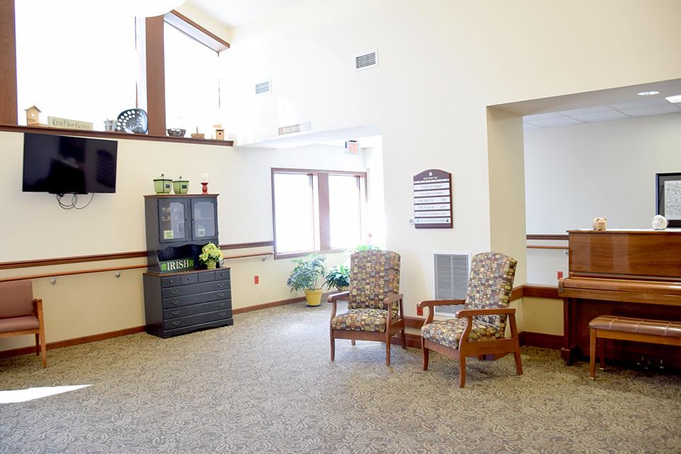 Oakview Nursing Home - Lounge