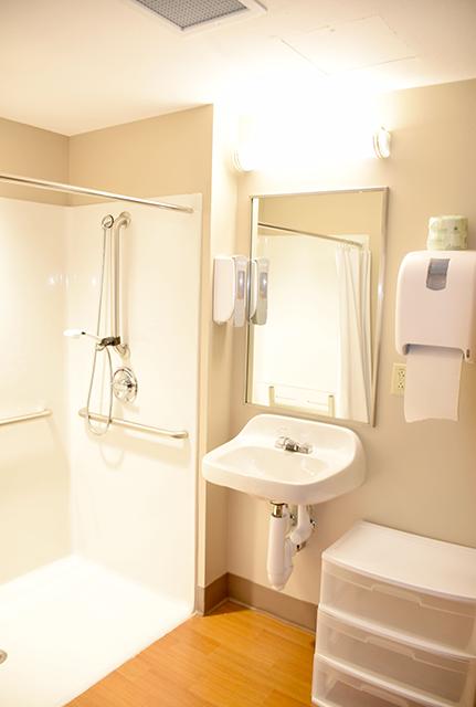 Oakview Nursing Home -Bathroom