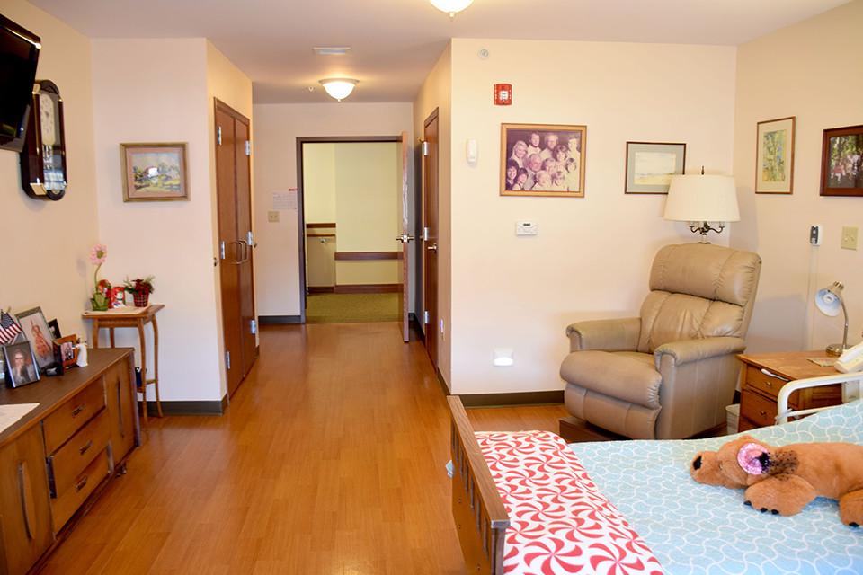 Oakview Nursing Home -Room