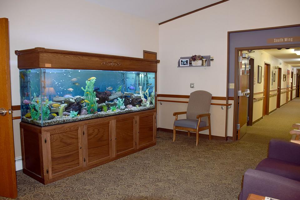 Oakview Nursing Home - Serenity Room